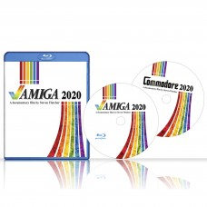 Amiga 2020 & Commodore 2020 Documentaries Blu-ray plus Digital Downloads - PreOrder