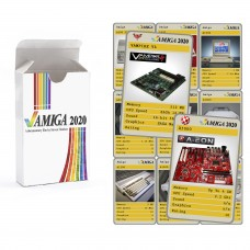 Amiga 2020 Top Trump Cards - PreOrder