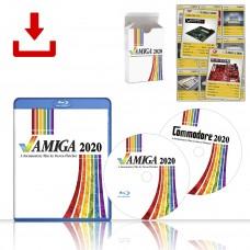 Digital Download Amiga 2020 & Commodore 2020 Documentaries & Amiga 2020 Cards - PreOrder