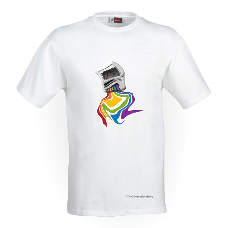Limited Commodore Cassette T-Shirt