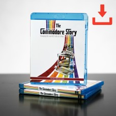 Digital Download The Commodore Story Film